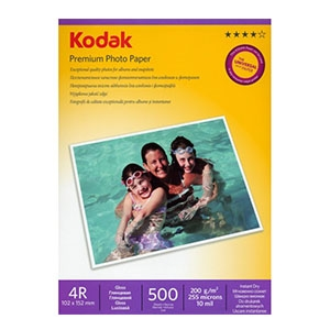 фотобумага Kodak 10*15 200гр/м 500л.
