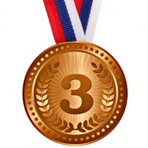 Медаль «Бронза»
