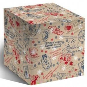 """Коробка для кружки """"С Новым годом"""""""