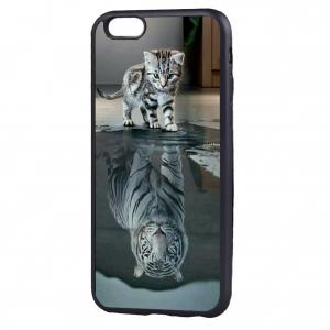 Iphone 6 плюс кот