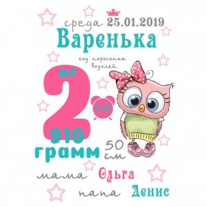 Постер достижений №4