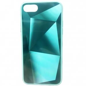 Iphone 7 зеркальный бирюза